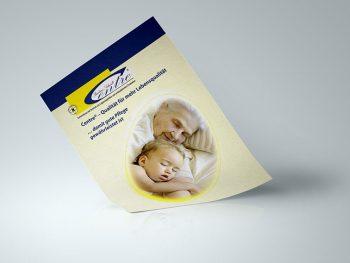 Kataloge unserer Lagerungskissen und Lagerungshilfen: Jetzt Katalog bestellen.