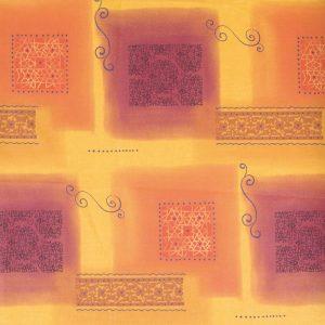 """Kissenbezug für Lagerungskissen """"Terra Dessin"""": bunte, farbige Stoffdesigns für Kissenbezüge aus Baumwolle"""