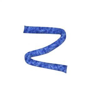Kissenbezug für Körperorientierte Lagerungsrolle Größe 1 (ca. 250 x 16 cm), Farbe Royalblau: Centre®Lagerungskissen