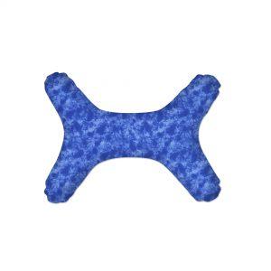 Kissenbezug für Flügelkissen Vario (ca. 75 x 80 cm); Farbe Royalblau: Centre®Lagerungskissen