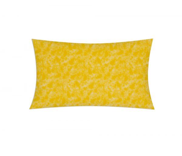 Kissenbezug für großes Beinkissen (ca. 100 x 65 cm), Farbe Gelb: Centre®Lagerungskissen