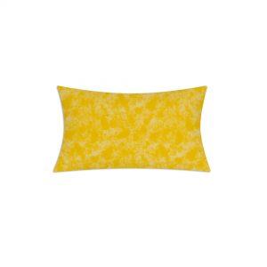 Kissenbezug für kleines Kissen (ca. 40 x 60 cm), Farbe Gelb: Centre® Lagerungskissen