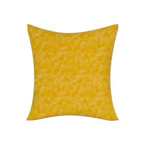 Kissenbezug für Kopfkissen Größe 2 (ca. 80 x 80 cm), Farbe Gelb: Centre® Lagerungskissen