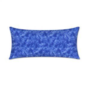 Kissenbezug für Kopfkissen Größe 3 (ca. 40 x 80 cm), Farbe Royalblau: Centre® Lagerungskissen