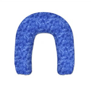 Kissenbezug für U-Kissen Größe 1 (ca. 195 x 35 cm), Farbe Royalblau: Centre®Lagerungskisse